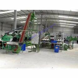 Automatic Kaju Processing Plant