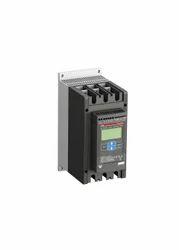 ABB Soft Starter PSE (PSE18-PSE370), 208-600 V +10%/-15%, for Compressors