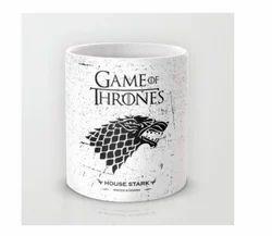 Game Of Thrones House Stark Coffee Mug