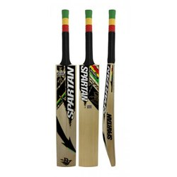English Willow Long Handle Spartan Cricket Bat