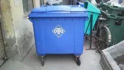 1100 Liter Wheeled Garbage Bin