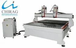 Double Head CNC Router