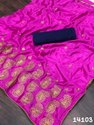 Pure Garden Silk Saree By Shivam Arts