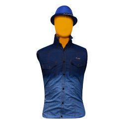 D-unit Casual Stylish Denim Shirt