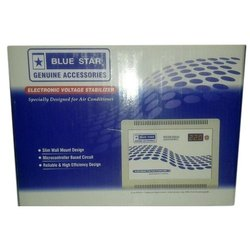 Single Phase Blue Star Electronic Voltage Stabilizer