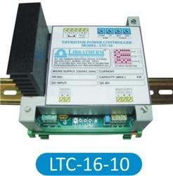 Single Phase DIN Rail Mount SCR Power Regulator for 2KW Load