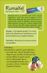 Best Herbal/Ayurvedic Pain Relief Gel