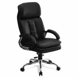 Fabric leatherrate Avidity Comfortable Boss Leatherette Chair, Size: 48 X 24 X 22 Inches