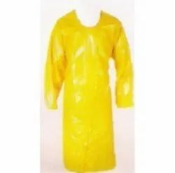 Veterinary PVC Apron with Sleeves