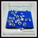 GHI VS-SI CVD HPHT Lab Grown Polished Diamond