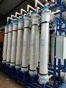 Manual Membrane Based Uf-ro Plants