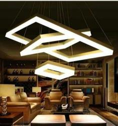 Square Hanging Light