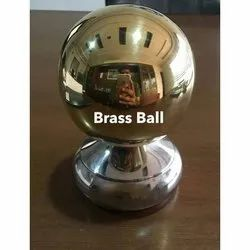 Railing Brass Ball