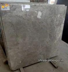 Polished Finish Gray Grey Emperador Marble