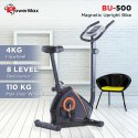 BU-500 Magnetic Upright Bike