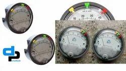Aerosense Model Asgc - 1kpa Differential Pressure Gauge Ranges .5-0-.5 Kpa