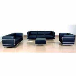 Residential Black Furniture Set