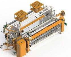 Automatic And Semi-Automatic Rapier Looms Machine