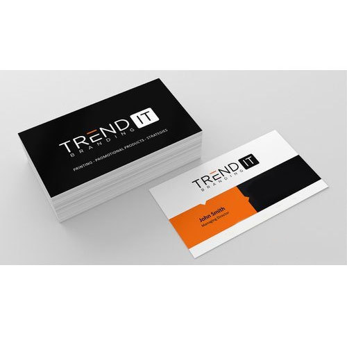 Corporate Visiting Card At Rs 2 /Piece | Chennai | Id: 14746133930