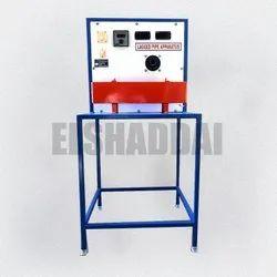 Elshaddai Lagged Pipe Apparatus - Heat and Mass Transfer Lab Equipment
