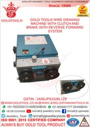 Jewellery Wire Drawing Machine