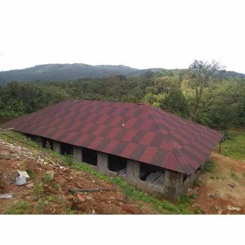 Onduline Bitumen Corrugated Roofing Sheet at Rs 550/meter ...