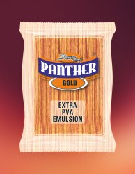 Panther Gold Extra PVA Wood Adhesive