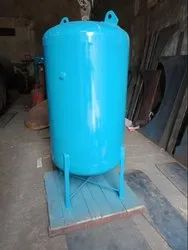Vertical Air Receiver Storage Tank