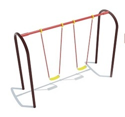 School Play Ground Swing