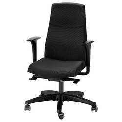 Fabric Revolving Chairs