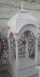 White Marble Chatri