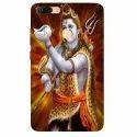 Lord Shiva Printed Micromax Silicon Mobile Back Cover