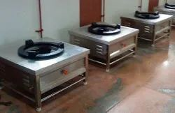 Single Gas Cooking Ranges