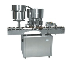 Automatic Four Head ROPP Cap Sealing Machine