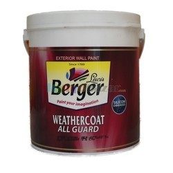 Weathercoat All Guard Wall Paint