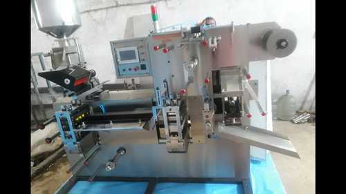 Double Track High Speed Alu Blister Machine
