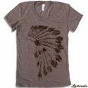 Men's Printed Export Surplus T-Shirt