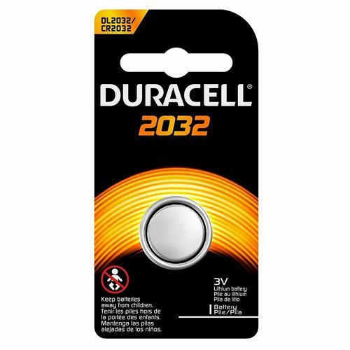 Duracell 2032 Lithium Button Coin Cell Battery 3V CR2032