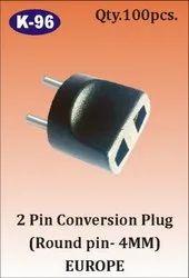 K-96 2 Pin Conversion Plug