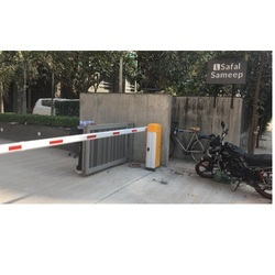 Outdoor Barrier Gates