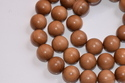 Meditation Mala Beads Sandalwood Beads Loose Beads