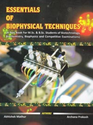 Essential Of Biophysical Techniques