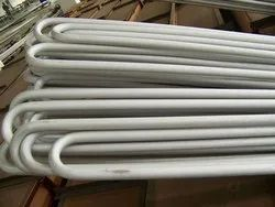 Stainless Steel 321 / 321H Seamless U Tubes