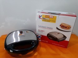 Black Farm Hot X2-5501 Sandwich Toaster 750 Watts