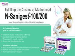 Natural Progesterone 100mg Softgel Cap