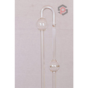 S.P. Crystal Glass Borosilicate Viscometer
