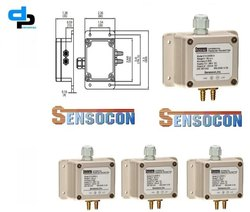 Sensocon USA 212-D002K -3 Differential Pressure Transmitter