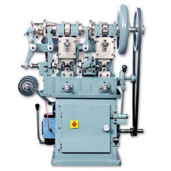 Boll Chain Making Machine