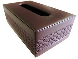 Wooden Leatherette Tissue Box, For Restaurant, 0-1 Kg