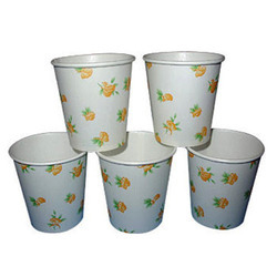Colour Option Available 100 ML Disposal Paper Cup